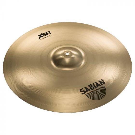 Sabian 20 Inch XSR Fast Crash Cymbal - XSR2007B, XSR2007B