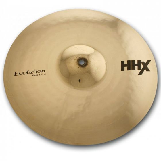 Sabian HHX Evolution Series Crash Cymbal 18 Inches - 11806XEB, 11806XEB