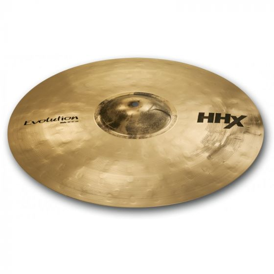 Sabian HHX Evolution Series Ride Cymbal 20 Inches - 12012XEB, 12012XEB