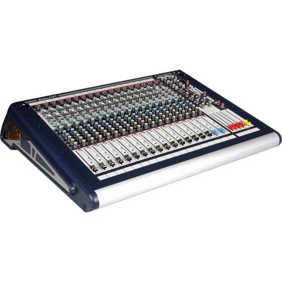Soundcraft GB2 16ch  16+2/4/2 GB Series Console, RW5747SM