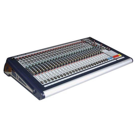 Soundcraft GB2 24ch  24+2/4/2 GB Series Console, RW5748SM