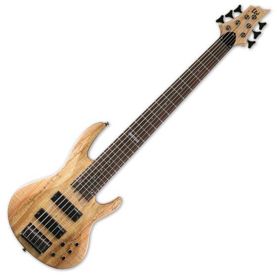 ESP LTD B-206SM Bass in Natural Stain B-Stock, B-206SM NS
