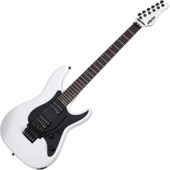 Schecter Sun Valley Super Shredder FR Electric Guitar Gloss White, 1282