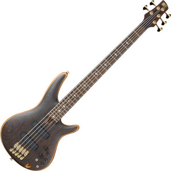 Ibanez SR Prestige SR5005 5 String Electric Bass Oil[, SR5005OL]
