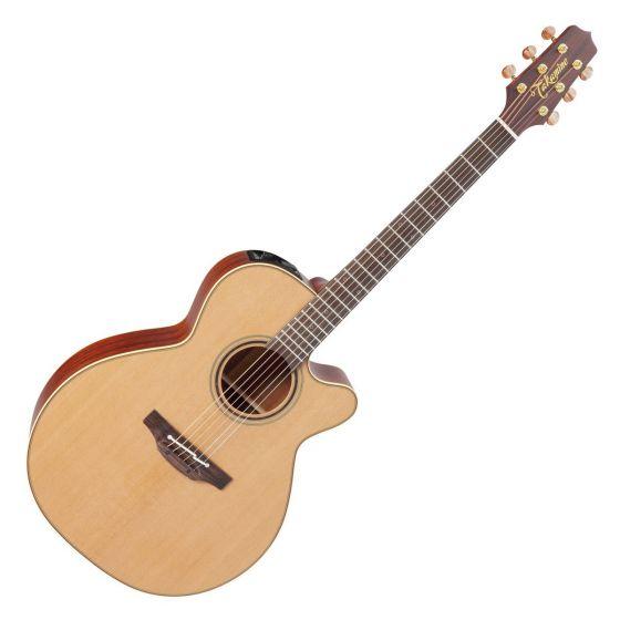 Takamine CP3NC-OV NEX Acoustic Electric Guitar Natural Satin, TAKCP3NCOV