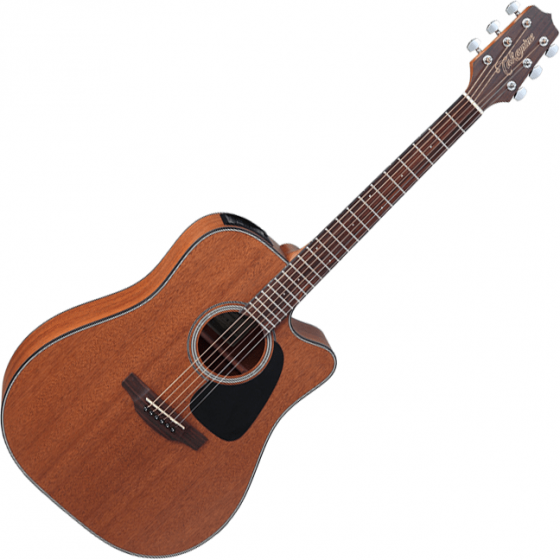 Takamine GD11MCE Dreadnought Acoustic Electric Guitar Natural, TAKGD11MCENS