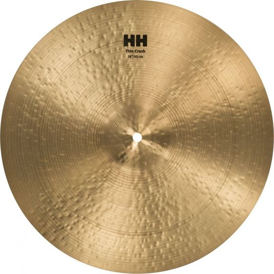 "Sabian 16"" HH Thin Crash, 11606"