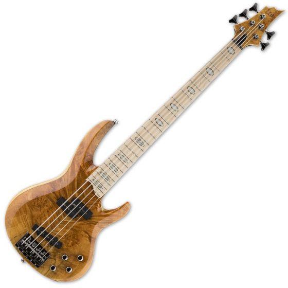 ESP LTD RB-1005BM 5-String Electric Bass Honey Natural B-Stock[, RB-1005BM-HN]