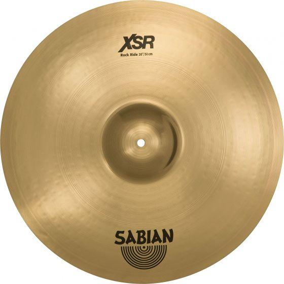 "Sabian XSR 20"" Rock Ride, XSR2014B"