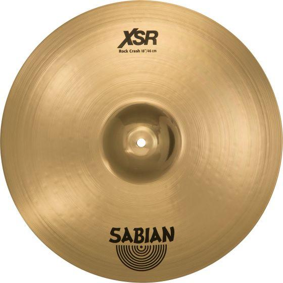 "Sabian XSR 18"" Rock Crash, XSR1809B"