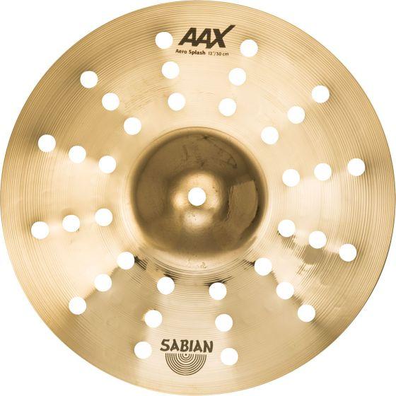 """Sabian 12"""" AAX Aero Splash Brilliant, 212XACB"""