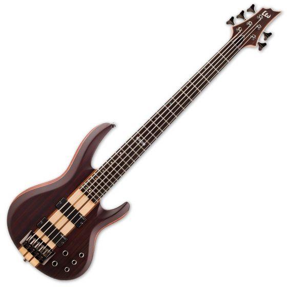 ESP LTD B-5E Electric Bass Natural Satin B-Stock[, LB5ENS.B]