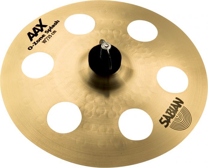 "Sabian 10"" AAX O-Zone Splash, 21000X"