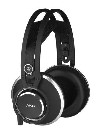 AKG 872 Master Reference Closed Back Headphones, 3458X00051