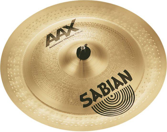 "Sabian 17"" AAX X-Treme Chinese Brilliant Finish, 21786XB"