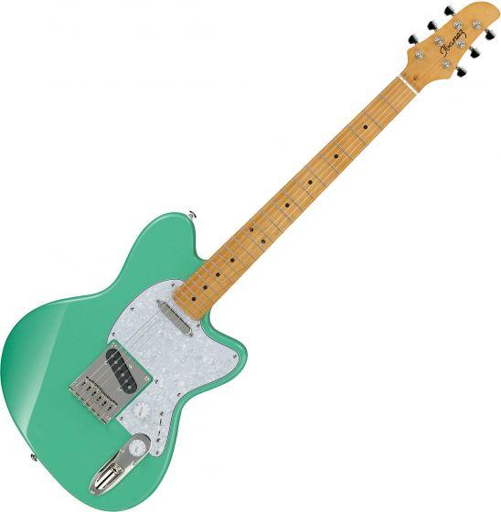 Ibanez Talman Standard TM302PM Electric Guitar Sea Foam Green, TM302PMSFG