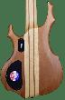 ESP LTD F-5E Electric Bass in Natural Satin B-Stock[, LTD.F5E.B]