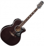 Takamine GN75CE NEX Acoustic Electric Guitar Transparent Black[, TAKGN75CETBK]