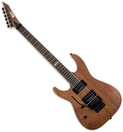 ESP LTD M-400M Left-Handed Electric Guitar Natural Satin, LM400MNSLH