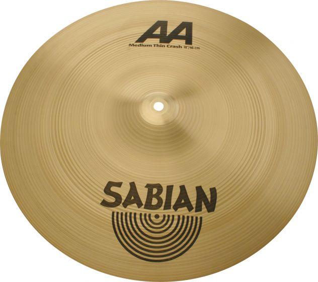 "Sabian 18"" AA M T Crash, 21807"