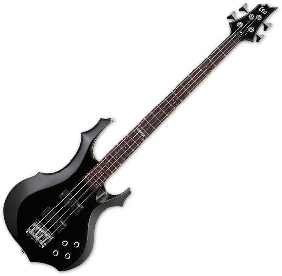 ESP LTD F-104 Bass in Black, F-104 BLK