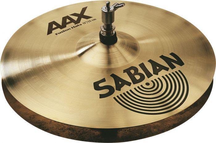 """Sabian 13"""" AAX Fusion Hats[, 21350X]"""