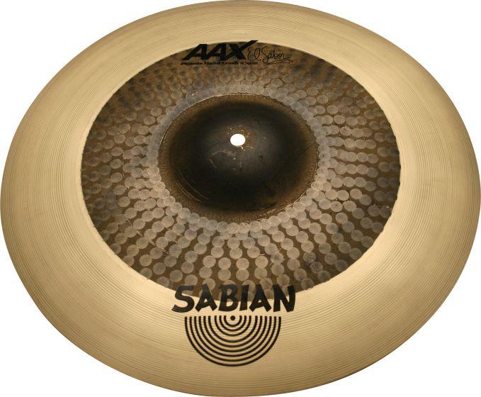 """Sabian 18"""" AAX El Sabor Picante Hand Crash, 21860XH"""