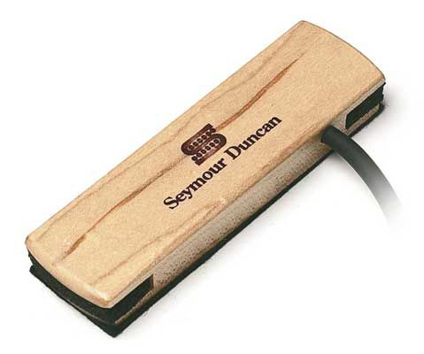 Seymour Duncan SA-3SC Woody SCTM Single Coil Acoustic Pickup[, 11500-30]