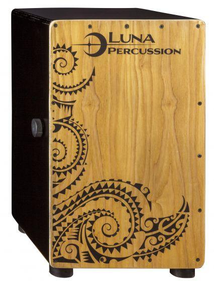 Luna Luna Cajon Black with Bag LPC BLK, LPC BLK