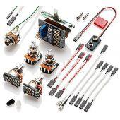 EMG 3 Pickup Conversion Wiring Kit Solderless