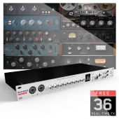 Antelope Audio Discrete 8 Synergy Core Audio Interface