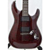 Schecter Hellraiser C-1 Electric Guitar Black Cherry B-Stock 0566