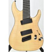 Schecter C-7 Multiscale SLS Elite Electric Guitar Gloss Natural B-Stock 1484