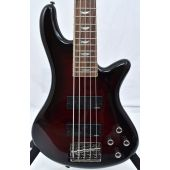 Schecter Stiletto Extreme-5 Electric Bass Black Cherry B-Stock 0360