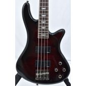 Schecter Stiletto Extreme-4 Electric Bass Black Cherry B-Stock 0406