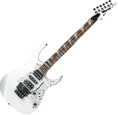 Ibanez RG Standard RG450DXB Electric Guitar in White