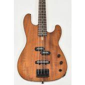 Schecter Michael Anthony MA-4 Koa Electric Bass Prototype 0637