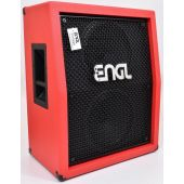 ENGL Amps E212VSB 2×12″ Pro Cabinet Slanted Special Edition Red