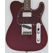 G&L USA ASAT Classic Bluesboy Electric Guitar Ruby Red Metallic