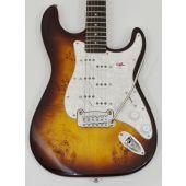 G&L Tribute Comanche Electric Guitar Tobacco Sunburst
