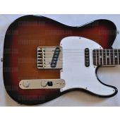 G&L ASAT Classic USA Custom Made Guitar in 3 Tone Sunburst