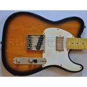 G&L USA ASAT Classic Bluesboy Rustic Guitar in 2 Tone Sunburst