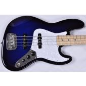 G&L JB USA Custom Made Electric Bass in Blueburst Empress Body