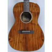 Takamine EF407 Legacy Series Acoustic Guitar in Gloss Natural Finish