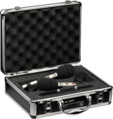 AKG C451 B Reference Small-Diaphragm Condenser Microphone - Stereo Set