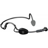 AKG C544 L High-Performance Sports Head-Worn Condenser Microphone