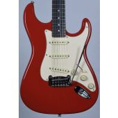 G&L legacy usa custom made guitar in fullerton red
