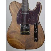 G&L USA Custom ASAT Classic Monkey Pod Electric Guitar in Natural Finish