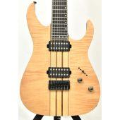 Schecter Banshee Elite-7 Electric Guitar Gloss Natural B-Stock 0699