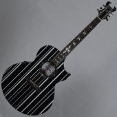 Schecter Signature Synyster Gates SYN AC-GA SC Acoustic Guitar in Gloss Black Finish